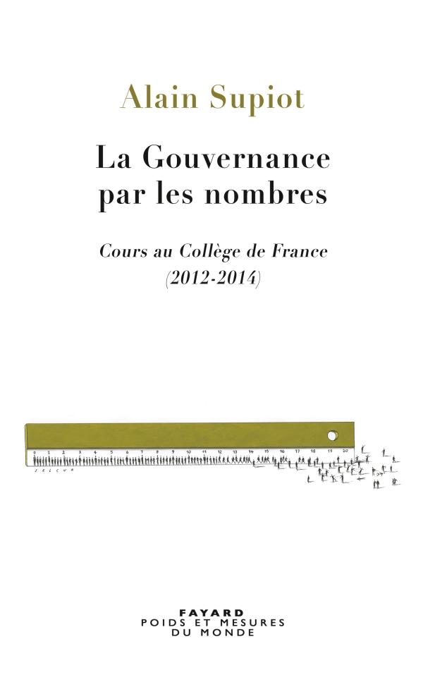 [Pas de démocratie politique sans DÉMOCRATIE ÉCONOMIQUE] Formidable Alain Supiot: Figures juridiques de la démocratie 1/9: Essor et reflux de la démocratie économique