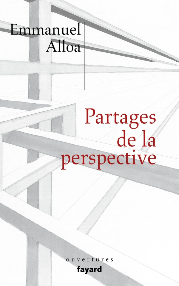 Partages de la perspective Book Cover