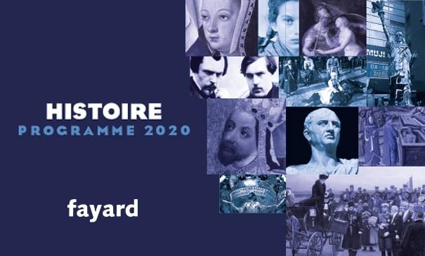 Livret Histoire - Programme 2020