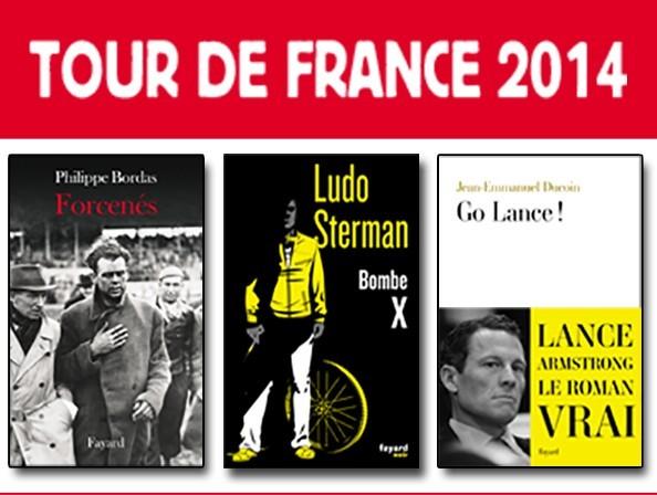 Livres Tour de France