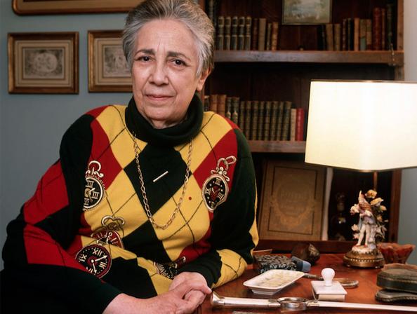 Georgette Elgey, historienne de la IVe République | historia.fr