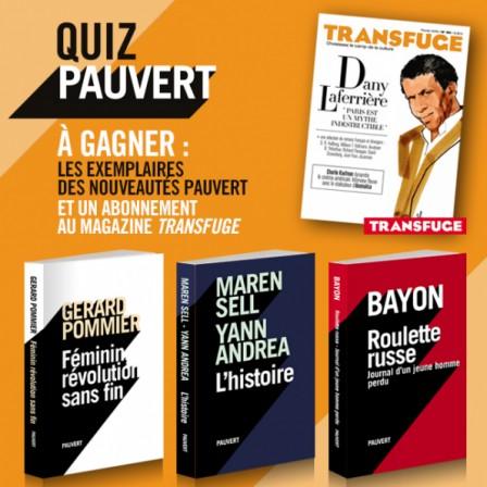 Quiz Pauvert