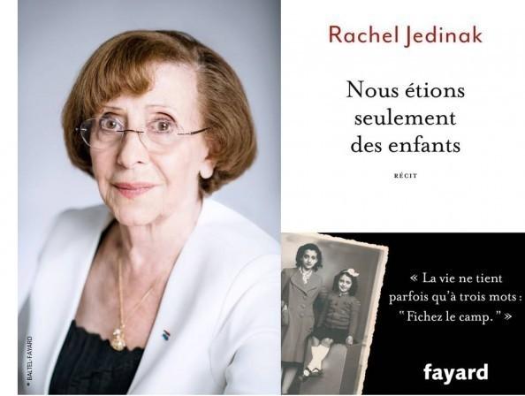 Rachel Jedinak dédicace