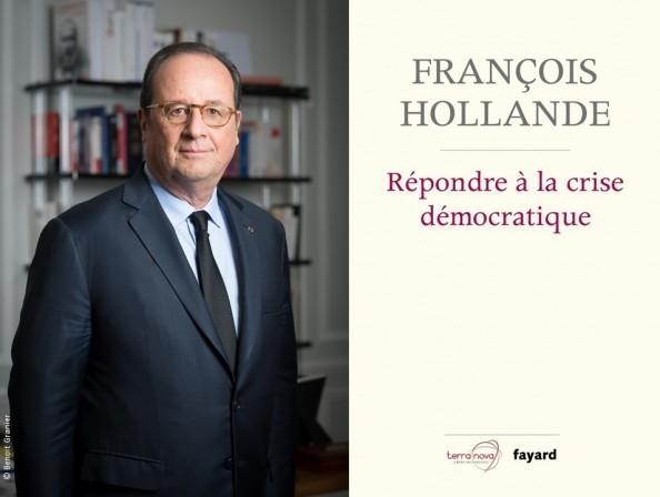 françois Hollande Dédicace