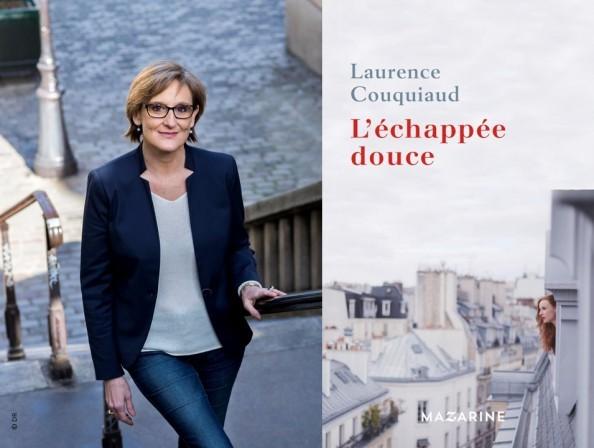Laurence Couquiaud L'échappée douce au Fouquet's