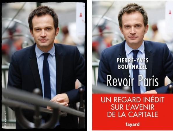 Pierre-Yves Bournazel - Revoir Paris - Librairie Tropiques