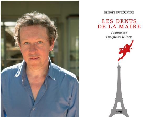 Benoît Duteurtre - Rencontre et dédicace