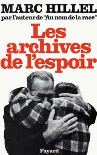 Les Archives de l'espoir
