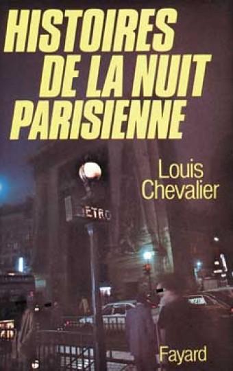 Histoires de la nuit parisienne