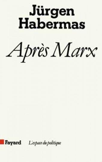 Après Marx