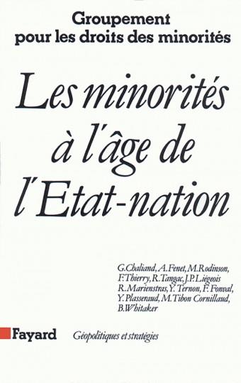 Les Minorités à l'âge de l'Etat-nation