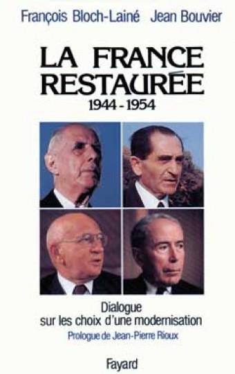 La France restaurée