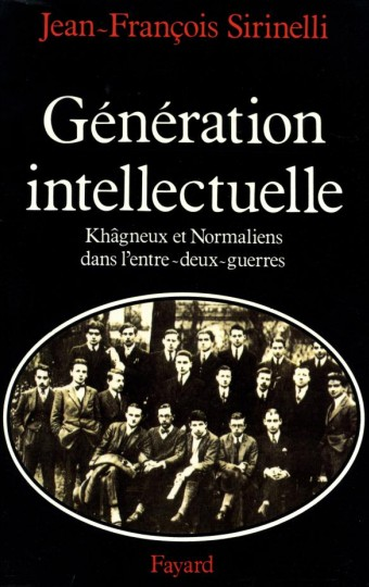 Génération intellectuelle