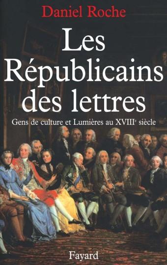 Les Républicains des lettres