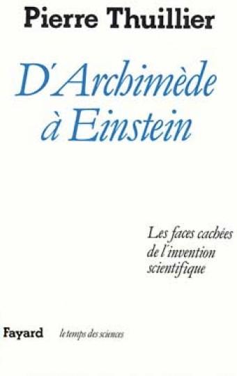 D'Archimède à Einstein