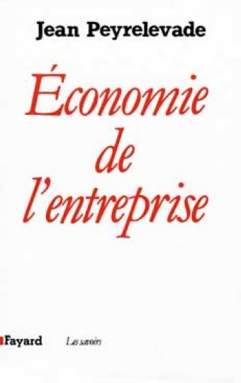 Economie de l'entreprise