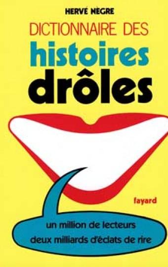 Dictionnaire des histoires drôles