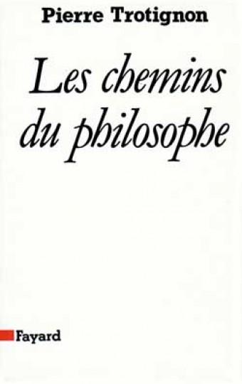 Les Chemins du philosophe