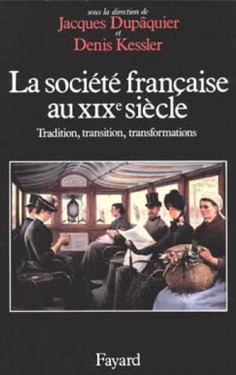 La Société française au XIXe siècle