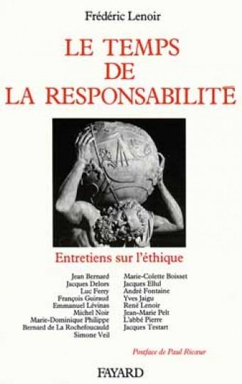 Le Temps de la responsabilité