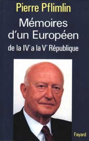 Mémoires d'un Européen