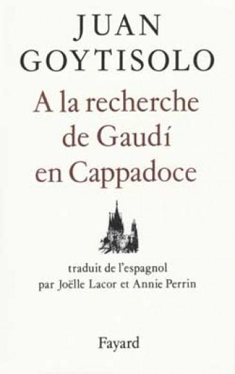 A la recherche de Gaudí en Cappadoce