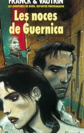 Noces de Guernica (Les), Les aventures de Boro, reporter photographe