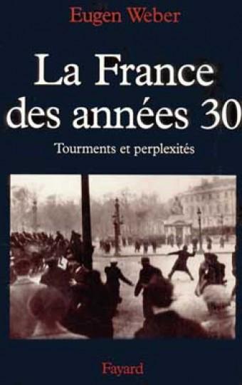 La France des années 30