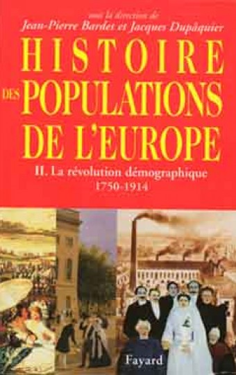 Histoire des populations de l'Europe Tome 2