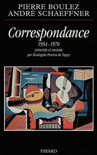 Correspondance (1954-1970)