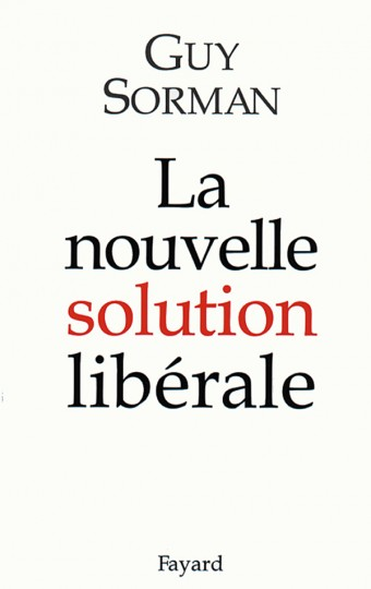 La nouvelle solution libérale
