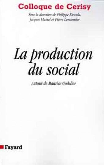 La producion du social