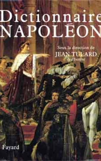 Dictionnaire Napoléon