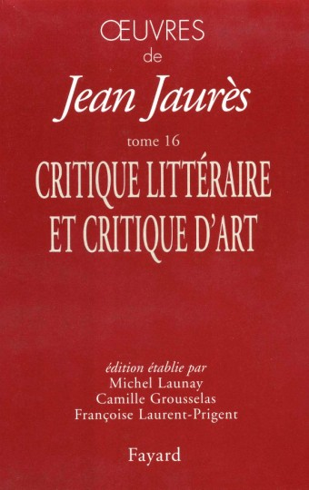 Oeuvres tome 16