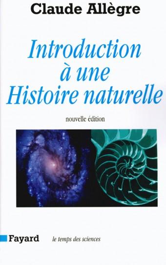 Introduction à une histoire naturelle