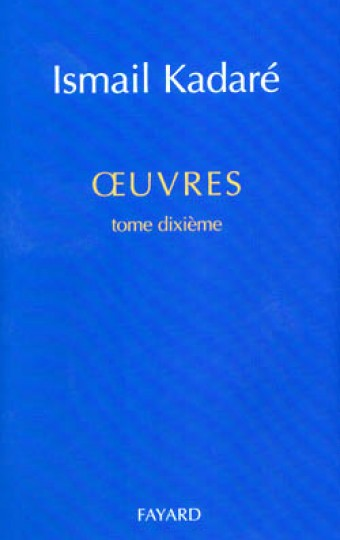 Oeuvres complètes, tome 10