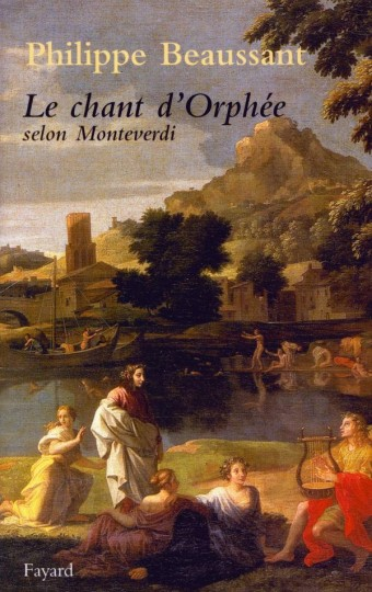 Le Chant d'Orphée selon Monteverdi