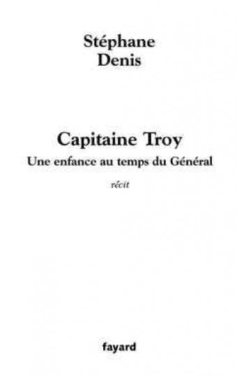 Capitaine Troy