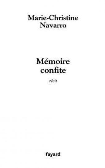 Mémoire confite