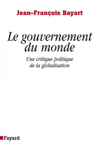 Le gouvernement du monde