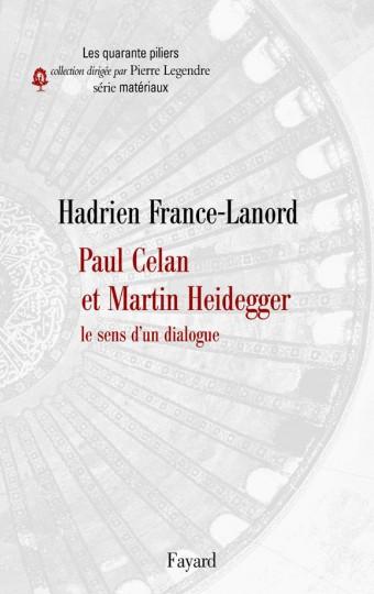 Paul Celan et Martin Heidegger
