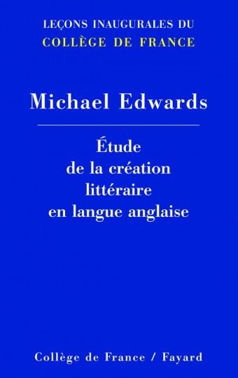 Étude de la création littéraire en langue anglaise