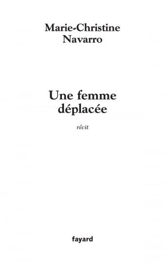 Une femme déplacée