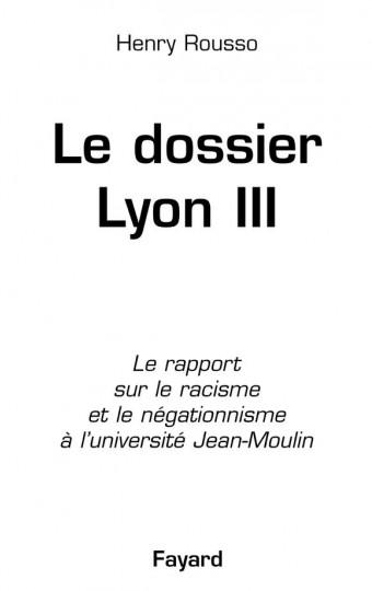 Le dossier de Lyon III
