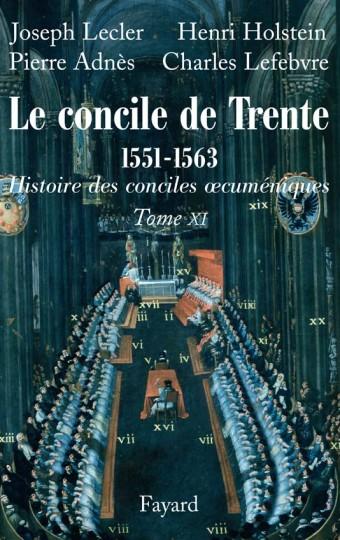Le concile de Trente (1551-1563)