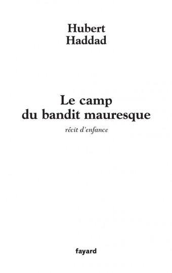 Le camp du bandit mauresque