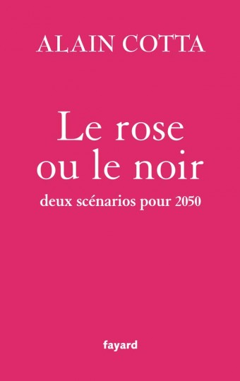 Le rose ou le noir