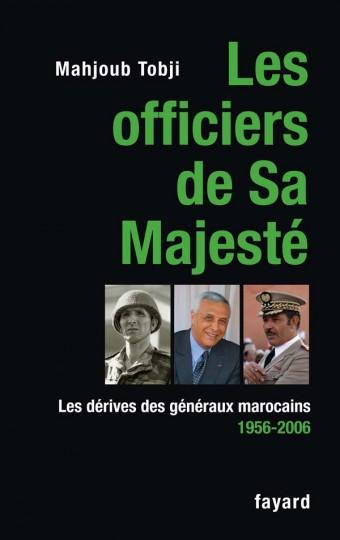 Les officiers de Sa Majesté