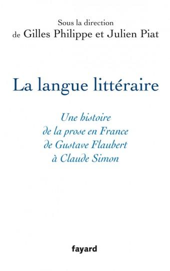 La langue littéraire