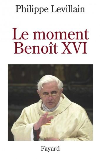 Le moment Benoît XVI